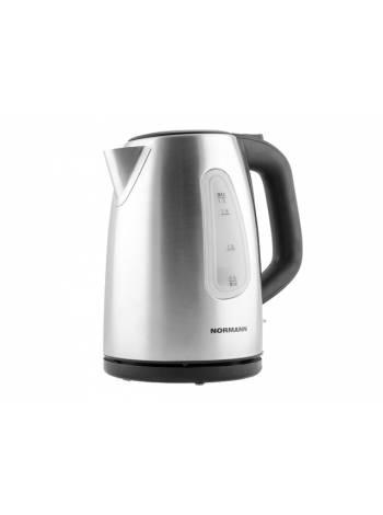 Чайник электрический AKL-142 NORMANN (2200 Вт; 1,7 л; нерж.сталь; подсветка)