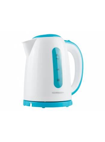 Чайник электрический AKL-332 NORMANN (2200 Вт; 1,7 л; пластик)