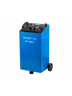 Пуско-зарядное устройство Solaris ST-651 (12В/24В; номин.пуск.ток 320А; макс.пуск.ток 650А)