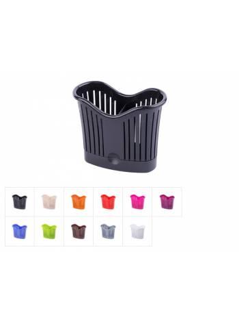 Подставка для столовых приборов, DRINA (цвета в ассортименте)
