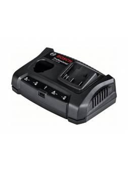 Зарядное устройство BOSCH GAX 18V-30 (10.8 - 18.0 В, 3.0 А, для профессионального инструмента, быстрая зарядка, USB)