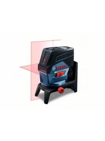 Нивелир лазерный BOSCH GCL 2-50 C с держателем L-BOXX (проекция: крест, до 50 м, +/- 0.30 мм/м, резьба 1/4