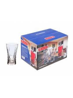 Набор стаканов, 6 шт., 275 мл, Романо (Romano), NORITAZEH