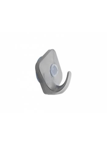 Крючок на вакуумной присоске, DRINA (цвета в ассортименте)
