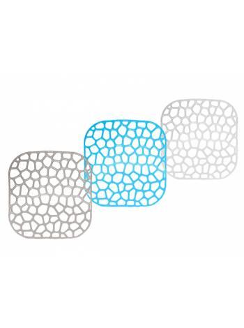 Решетка для раковины 30х30см (IDEA)