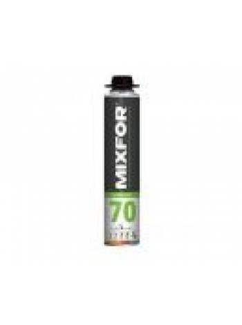Пена монтажная профессиональная MIXFOR Foam Pro 65, (850мл) (Выход до 65л)