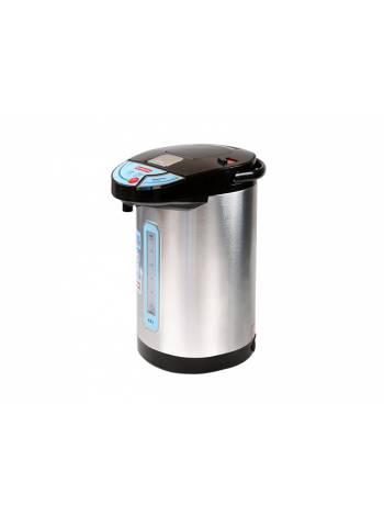 Термопот NORMANN AKL-621 (750-900 Вт; 4,0 л; подогрев; повт.кипяч; электрич + ручн. помпа)