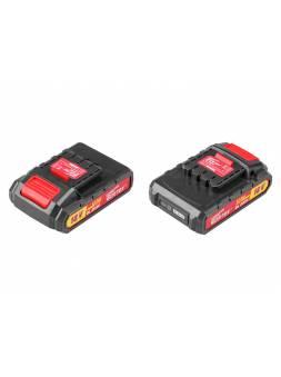 Аккумулятор WORTEX BL 2020 18.0 В, 2.0 А/ч, Li-Ion