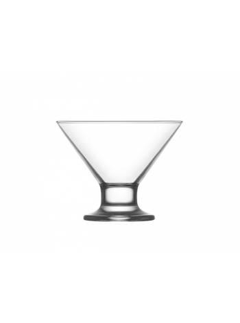 Креманка стеклянная, 165 мл, серия Crema, LAV