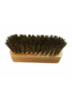 Щетка обувная дер. 104х38мм (конский волос)
