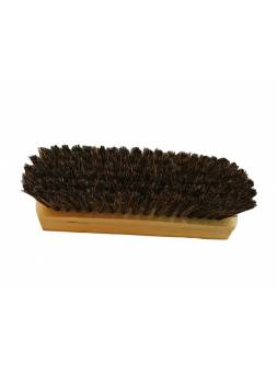 Щетка обувная дер. 154х46мм (конский волос)