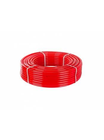Труба полимерная 16(2,0) PEX TRITERM бухта 100м красная Unidelta (Труба для теплого пола, 16х2,0. PE-Xb/EVON)