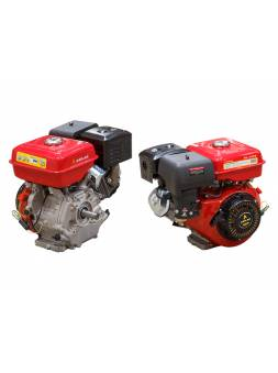 Двигатель 9.0 л.с. бензиновый (цилиндрический вал диам. 25 мм.) (Макс. мощность: 9.0 л.с; Цилиндр. вал д.25 мм. (S-type)) (ASILAK)