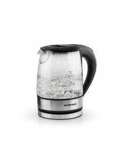 Чайник электрический AKL-235 NORMANN (1700 Вт; 1,2 л; стекло)