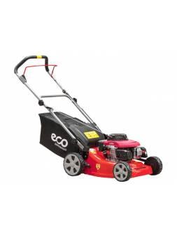 Газонокосилка бензиновая ECO LG-432 (3.0 л.с., шир. 43 см, ручной привод, стальн. корпус, травосборник 50 л)