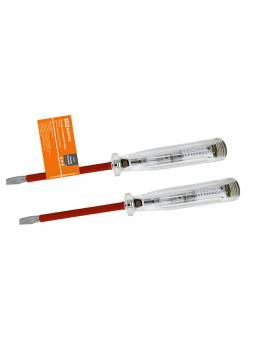 Индикатор напряжения (пробник) 100-500В 150 мм