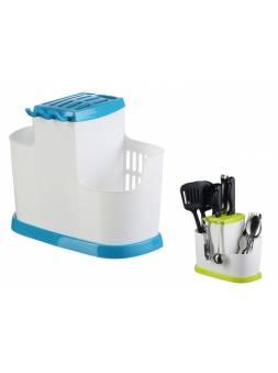 Органайзер для кухни (бирюзовый) (IDEA)