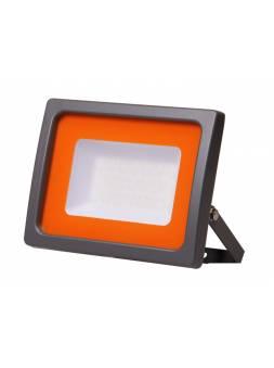 Прожектор светодиодный 50 Вт PFL-SC 3000К, IP65, 160-260В, JAZZWAY (4250Лм, теплый белый свет)