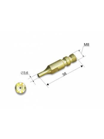 Мундштук внутренний №2П (15-30мм) к резаку Р3 300 П ДОНМЕТ