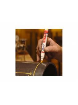 Маркер промышл. перманентный на основе жидк. краски MARKAL SL100 БЕЛЫЙ (Толщина линии 3 мм. Цвет белый)
