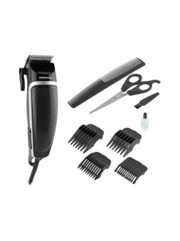 Машинка для стрижки волос NORMANN AHС-585 (10 Вт; сетевая; 4 насадки)