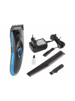 Машинка для стрижки волос NORMANN AHС-586 (3 Вт; аккум. 45 мин; регулируемая насадка)