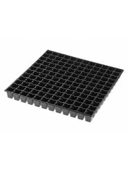 Кассета для рассады пластмасс, квадратн, 144 ячейки, 30 мл, PERFECTO LINEA (405х405х40 мм)