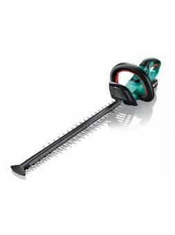 Аккум. кусторез BOSCH AHS 55-20 LI (18.0 В, 1 акк., 2.5 А/ч, Li-Ion, длина ножа 550 мм, шаг ножа: 20 мм, вес 2.6 кг)