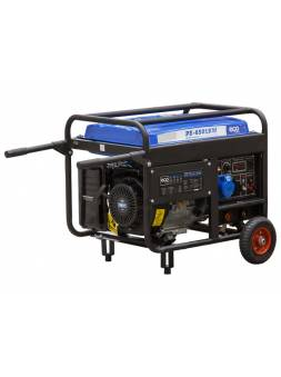 Электростанция сварочная ECO PE-6501RW бенз. (5.5 кВт, 230 В, бак 25.0 л, Для сварки постоянным током, 220A)