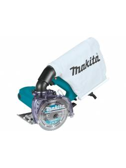 Плиткорез электрический MAKITA 4100 KB в кор. (с диском, 230В, 1400 Вт, 125х20.0 мм, глубина до 40 мм)