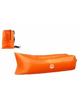 Надувной шезлонг Orange Sun, ARIZONE (длина: 260 см, ширина: 70 см)