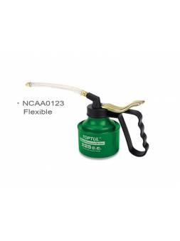 Масленка металлическая с гибким наконечником 225мл TOPTUL (NCAA0123)