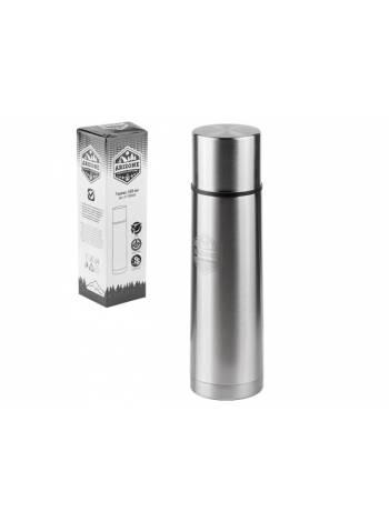 Термос, 500 мл, нержавеющая сталь, ARIZONE (в индивидуальной упаковке)