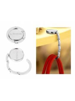 Держатель для сумки настольный, PERFECTO LINEA (Портативный крюк, складная вешалка для сумки, вешалка на стол)