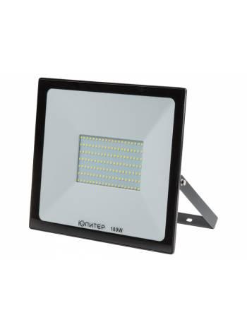 Прожектор светодиодный 100 Вт 6500K IP64 ЮПИТЕР (6300 лм, холодный белый свет)