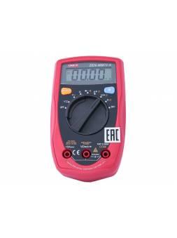 Мультиметр цифровой UNI-T ZEN-MM11-4 (Многофункциональный прибор для измерения тока, напряжения, прочих электрофизических величин)