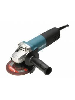 Одноручная углошлифмашина MAKITA 9557 HN в кор. (840 Вт, диск 115х22 мм)