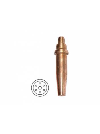 Мундштук ацетиленовый №4А (50-100мм) к резаку Р3 374 ДОНМЕТ