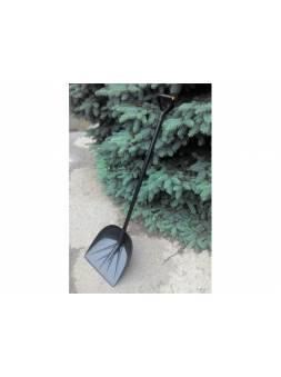 Лопата универсальная пластиковая с мет.черенком PROTEX