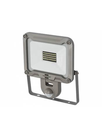 Прожектор светодиодный 30 Вт c датчиком движ. 6500К IP44 JARO Brennenstuhl (2930Лм, холодный белый свет)