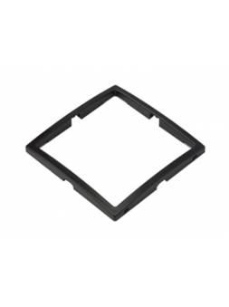 Вставка в рамку 1-местная черная, Уют, упак=3 шт.,  Bylectrica (Рамка  ЮЛИГ. 735212.276(16))