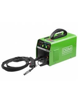 Полуавтомат сварочный DGM MIG-200P (220В; 15-200 А; 60В; MIG/MAG/FLUX/MMA; встроенная горелка; смена полярности)