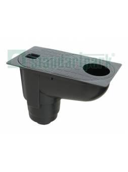 Дождеприемник Бокс водосточный PolyMax Basic (Ливнеприемник, сливник.) (Стандартпарк)