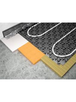 Мат для теплого пола ENERGOFLOOR PIPELOCK SOLO 0,7-1,1 (Плита для теплого пола) (ENERGOFLEX)
