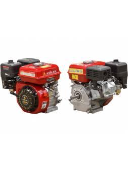 Двигатель 6.5 л.с. бензиновый (цилиндрический вал диам. 19 мм.) (Макс. мощность: 6.5 л.с; Цилиндр. вал д.19 мм.) (ASILAK)