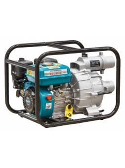 Мотопомпа бензиновая ECO WP-1404D (для загрязнённой воды, 5,2 кВт, 1400 л/мин, 3