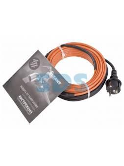 Греющий саморегулирующийся кабель (комплект в трубу) 10HTM2-CT (20м/200Вт)  REXANT (Греющий саморегулирующийся кабель (комплект в трубу) 10HTM2-CT (20
