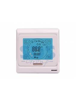 Терморегулятор сенсорный с автоматическим программированием R91XT белый REXANT (Терморегулятор сенсорный с автоматическим программированием (R91XT) RE