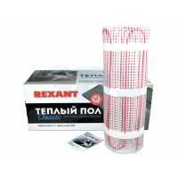 Теплый пол (нагревательный мат) REXANT Classic RNX-12,0-1800 (площадь 12,0 м2 (0,5 х 24,0 м)), 1800