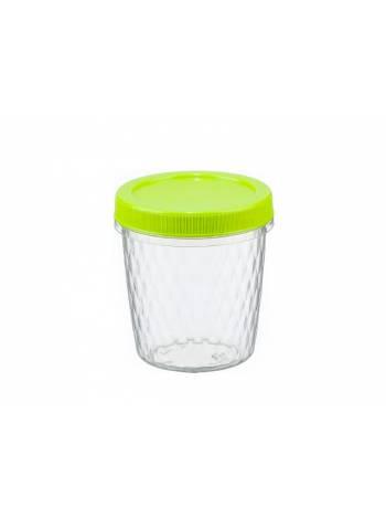 Ёмкость для продуктов РОЛЛ 0,5л (салатовый) (IDEA)